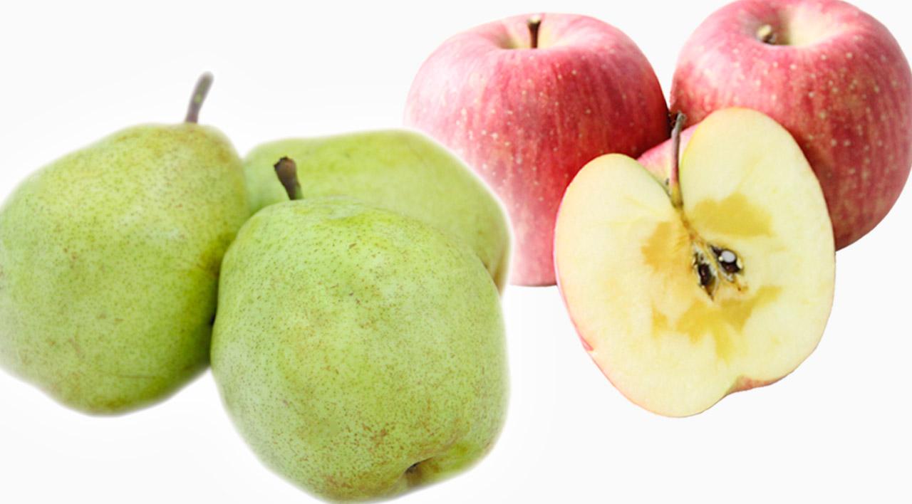 りんご・ラフランス